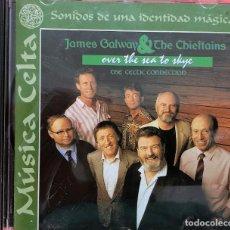 CDs de Musique: JAMES GALWAY - MUSICA CELTA - SONIDOS DE UNA IDENTIDAD MAGICA. Lote 266384508