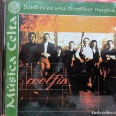 CDs de Musique: DONAL LUNNY - MUSICA CELTA - SONIDOS DE UNA IDENTIDAD MAGICA. Lote 266384548