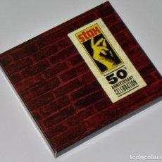 CDs de Música: STAX: 50TH ANNIVERSARY CELEBRATION - CAJA CON 2 CD - 50 TEMAS. Lote 266422103