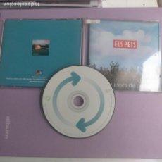 CDs de Música: ELS PETS (UM MON, DUES CLASSES DE PERSONES) CD PROMO 2001 GAVALDA. Lote 266440473