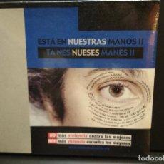CDs de Música: VARIOS ESTA EN NUESTRAS MANOS II CD BOX +LIBRETO CON FUNDA ASTURIAS PEPETO. Lote 266607188