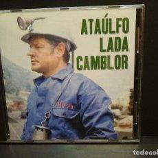 CDs de Música: ATAULFO LADA CAMBLOR CD BMG ASTURIAS 2003 PEPETO. Lote 266607743