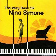 CD de Música: NINA SIMONE - THE VERY BEST OF NINA SIMONE - 21 TRACKS - SONY / BMG MUSIC - AÑO 2006. Lote 266645588