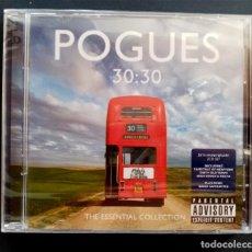 CDs de Musique: POGUES - 30:30 THE ESSENTIAL COLLECTION - 2 X CD´S 2013 - RHINO (NUEVO / PRECINTADO). Lote 266728923