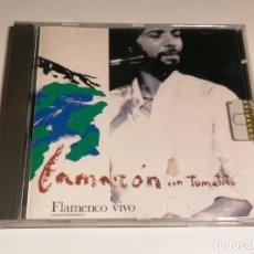 CDs de Música: CAMARON CON TOMATITO CD. Lote 266878139