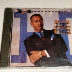 CDs de Música: HAMMER PLEASE DON'T HARM EM CD. Lote 266878794