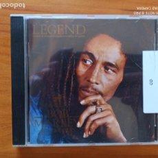 CD de Música: CD BOB MARLEY & THE WAILERS - LEGEND (CP). Lote 266885954
