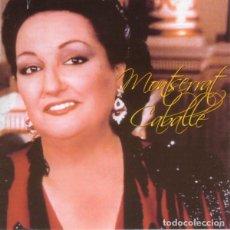 CDs de Música: MONTSERRAT CABALLE - MUSICA MEDIEVAL Y DEL RENACIMIENTO ESPAÑOL PARA VOZ Y VIHUELA. Lote 266900504