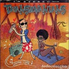 CDs de Música: TRANSILVANIANS - VAMPIRE LOVER. Lote 267007454