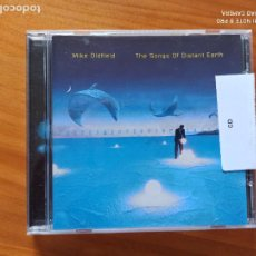 CD de Música: CD MIKE OLDFIELD - THE SONGS OF DISTANT EARTH (CM). Lote 267036984