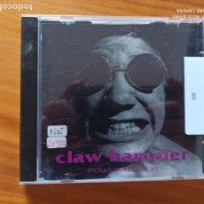CDs de Música: CD CLAW HAMMER - INCLUDES EXTRA TRACKS (CÑ). Lote 267039484