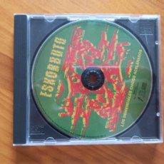 CDs de Música: CD ESKORBUTO - LOS DEMENCIALES CHICOS ACELERADOS (CR). Lote 267054509