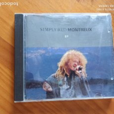 CDs de Música: CD SIMPLY RED - MONTREUX EP (CR). Lote 267056059
