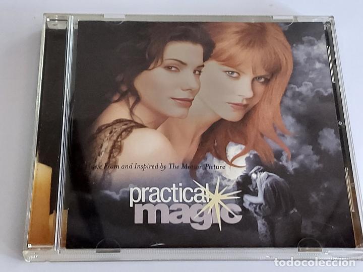 B.S.O. / PRACTICAL MAGIC / CD - WARNER BROS / 12 TEMAS / IMPECABLE. (Música - CD's Bandas Sonoras)