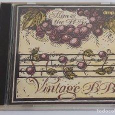 CDs de Música: FLIM & THE BB'S / VINTAGE BB'S / CD - DMP-1991 / 13 TEMAS+BONUS / IMPECABLE.. Lote 267097294