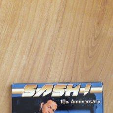 CD de Música: CD + DVD SASH. 10TH ANNIVERSARY. Lote 267102154