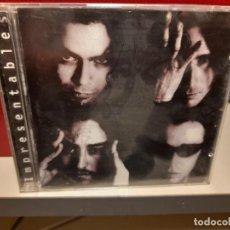 CDs de Música: CD IMPRESENTABLES : SENSE PARAULES ( AL,LELUIA RECORDS ). Lote 267130184