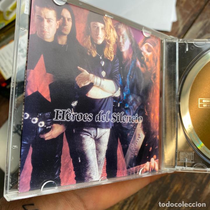 CDs de Música: Heroes del silencio - spanish rarities Ultimate Sound - cd - bunbury - Foto 3 - 267135379