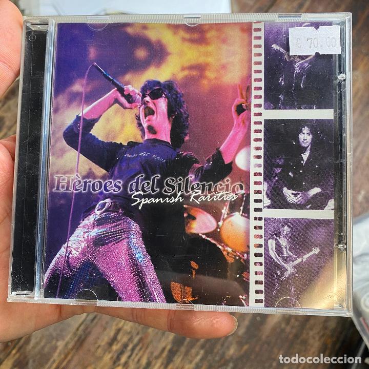 HEROES DEL SILENCIO - SPANISH RARITIES ULTIMATE SOUND - CD - BUNBURY (Música - CD's Rock)