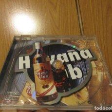 CDs de Música: HAVANA CLUB, PROMOCIÓN CD TROQUELADO. Lote 267136999