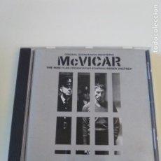 CDs de Musique: MCVICAR ( 1973 MCA RECORDS ) ROGER DALTREY THE WHO EXCELENTE ESTADO. Lote 267167554