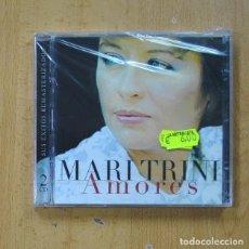 CDs de Musique: MARI TRINI - AMORES - 2 CD. Lote 267192944