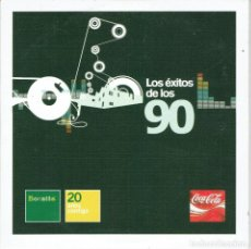 CDs de Música: CD LOS ÉXITOS DE LOS 90. Lote 267192994