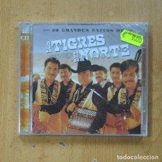 CD de Música: LOS TIGRES DEL NORTE - 30 GRANDES EXITOS DE LOS TIGRES DEL NORTE - 2 CD. Lote 267193459