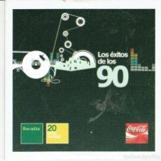 CDs de Música: CD LOS ÉXITOS DE LOS 90. Lote 267194079