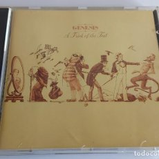 CD di Musica: GENESIS / A TRICK OF THE TAIL / DEFINITIVE EDITION REMASTER / CD-VIRGIN / 8 TEMAS / IMPECABLE.. Lote 267196569