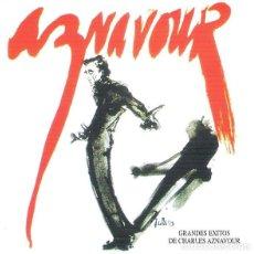 CD di Musica: GRANDES ÉXITOS DE CHARLES AZNAVOUR. Lote 267201939