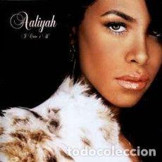 CDs de Musique: AALIYAH - I CARE 4 U (CD, COMP) (2002/UK). Lote 267202699