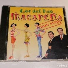 CDs de Música: LOS DEL RIO MACARENA NON STOP CD. Lote 267245234