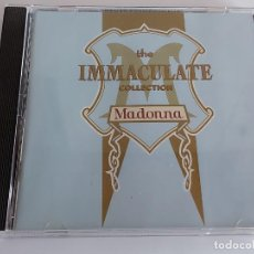 CD di Musica: MADONNA / THE INMACULATE COLLECTION / CD - SIRE RECORDS-1990 / 17 TEMAS / IMPECABLE.. Lote 267262409