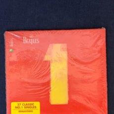 CDs de Música: CD THE BEATLES 27 CLASSIC Nº1 REMASTERED PRECINTADO 12X14CMS. Lote 267263299