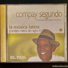 CDs de Música: COMPAY SEGUNDO. Lote 267268279