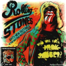 CD de Música: THE ROLLING STONES - SIXTY NEW OUTTAKES - 7CD BOX-. Lote 267288534