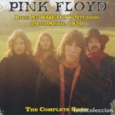 "CDs de Musique: PINK FLOYD "" LIVE AT KQED TV STUDIOS 1970 "" CD. Lote 267308234"