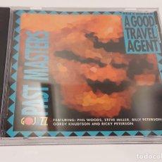 CDs de Música: BEN SIDRAN / A GOOD TRAVEL AGENT / PAST MASTERS / CD-GO JAZZ / 11 TEMAS / IMPECABLE.. Lote 267310289
