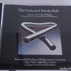 CD di Musica: MIKE OLDFIELD / THE ORCHESTRAL TUBULAR BELLS / CD-VIRGIN RECODS / IMPECABLE.. Lote 267323329
