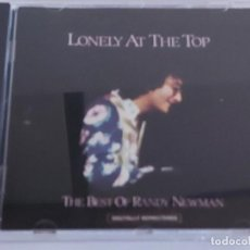 CDs de Música: THE BEST OF RANDY NEWMAN / LONELY AT THE TOP / CD-WARNER BROS-1997 / 22 TEMAS / IMPECABLE.. Lote 267324469