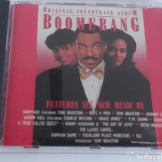 CDs de Música: B.S.O. / BOOMERANG / CD - LA FACE RECORDS-1992 / IMPECABLE.. Lote 267325274
