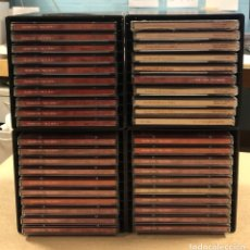 CDs de Música: GRANDES GENIOS DE LA MÚSICA. LOTE DE 40 CDS. INCLUYE LAS 4 FUNDAS DE PLÁSTICO.. Lote 267363534