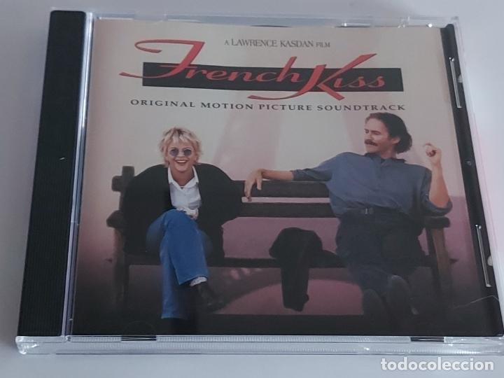 B.S.O. / FRENCH KISS / VARIOS ARTISTAS / CD - MERCURY RECORDS-1995 / 13 TEMAS / IMPECABLE. (Música - CD's Bandas Sonoras)
