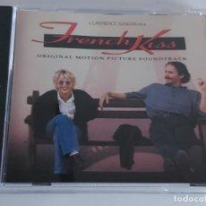 CDs de Música: B.S.O. / FRENCH KISS / VARIOS ARTISTAS / CD - MERCURY RECORDS-1995 / 13 TEMAS / IMPECABLE.. Lote 267376859