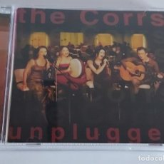 CDs de Música: THE CORRS / UNPLUGGED / CD - 143 RECORDS-1999 / 14 TEMAS / IMPECABLE.. Lote 267378859