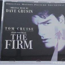 CDs de Música: B.S.O. / THE FIRM / DAVE GRUSIN / CD - GRP RECORDS-1992 / 13 TEMAS / IMPECABLE.. Lote 267379369