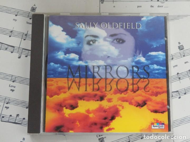 SALLY OLDFIELD - MIRRORS (Música - CD's New age)