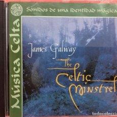 CDs de Musique: JAMES GALWAY - MUSICA CELTA - SONIDOS DE UNA IDENTIDAD MAGICA. Lote 267428074