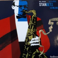 CDs de Música: STAN GETZ LO MEJOR. Lote 267451114